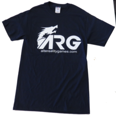 ARG Navy T-Shirt on Channel Fireball