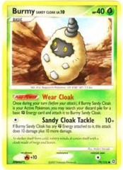 Burmy Sandy Cloak - 79/132 - Common - Reverse Holo