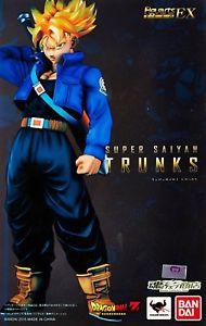 BAN92903: Super Saiyan Trunks Dragon Ball, Bandai Figuarts ZERO EX