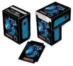 Ultra Pro Deck Box- Magic - Mana 4 Planeswalkers - Jace