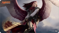 Archangel of Thune Playmat on Channel Fireball