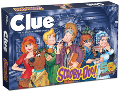 Clue: Scooby Doo on Channel Fireball