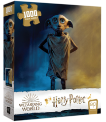 Harry Potter and Dobby 1000 Piece Puzzle on Channel Fireball