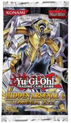 Hidden Arsenal 6: Omega Xyz Booster Pack