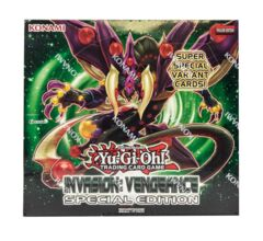 Invasion: Vengeance Special Edition Display Box