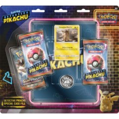 Detective Pikachu Special Case File on Channel Fireball