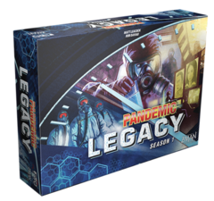 Pandemic Legacy: Season 1 (Blue Edition)