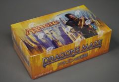 Dragon's Maze JAPANESE Booster Box