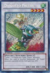 Daigusto Falcos - HA06-EN049 - Secret Rare - 1st Edition