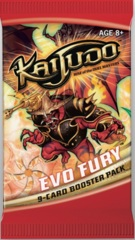 Kaijudo: Evo-Fury Booster Pack on Channel Fireball