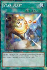 Star Blast - DT05-EN095 - Parallel Rare - Duel Terminal on Channel Fireball