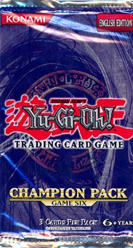 Champion Pack Game Six Booster Pack