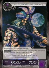 Sheharyar, the Distrust King MPR-085 U