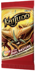Kaijudo: Rise of the Duel Masters Edition Booster Pack on Channel Fireball