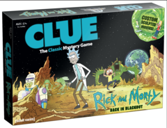 Clue: Rick and Morty on Channel Fireball