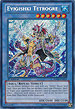 Evigishki Tetrogre - HA06-EN018 - Secret Rare - 1st Edition