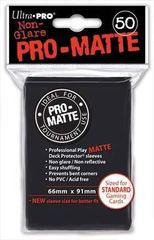 Deck Protector Pro Matte Black (50) on Channel Fireball