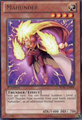 Mahunder - REDU-EN096 - Rare - 1st Edition on Channel Fireball