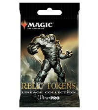 Relic Tokens: Lineage Collection Booster Pack on Channel Fireball