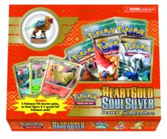HeartGold & SoulSilver Series Collector Box