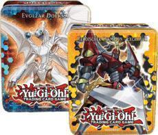 2012 Collector Tins Wave 1 Set of 2 [Heroic Champion - Excaliber & Evolzar Dolkka] on Channel Fireball