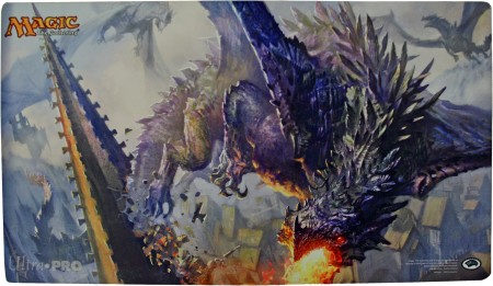 Dragons Maze Dragonshift Playmat