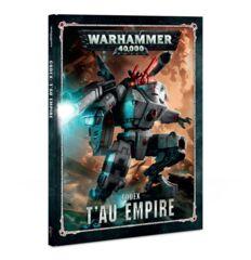 Codex: T'au Empire on Channel Fireball