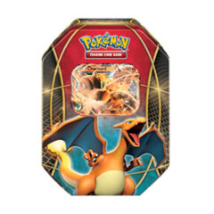 Pokemon Best of 2016 EX Charizard Tin