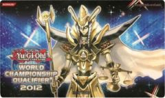 Yugioh WCQ 2012 World Championship Qualifier Top 64 Playmat Ma'at