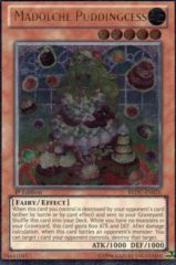 Madolche Puddingcess - REDU-EN026 - Ultimate Rare - 1st Edition on Channel Fireball