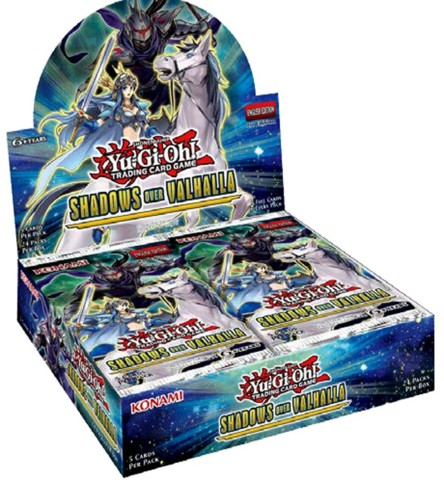 Shadows In Valhalla Booster Box