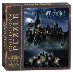 World of Harry Potter 550 Piece Puzzle on Channel Fireball