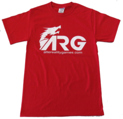 ARG Red T-Shirt on Channel Fireball