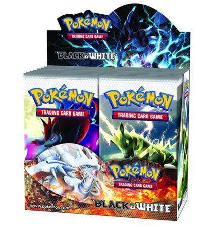Pokemon Black and White Booster Box