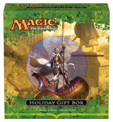 2013 Magic the Gathering Holiday Gift Box on Channel Fireball