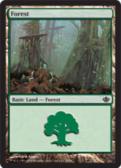 Forest (29) on Channel Fireball