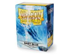 Dragon Shield Box of 100 in Matte Baby Blue