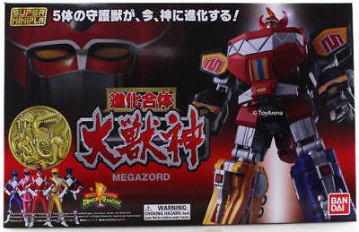 BAN18984: Megazord Power Rangers, Bandai Super Mini Pla