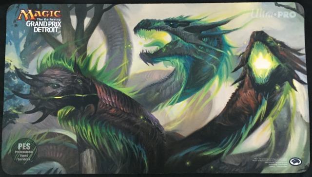 Grand Prix Detroit 2015 Managorger Hydra Playmat Magic