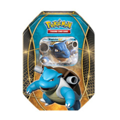 Pokemon Best of 2016 EX Blastoise Tin
