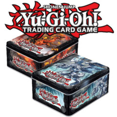 2013 Wave 1 Collector Tins Set of 2 Blaster, Dragon Ruler of Infernos & Tidal, Dragon Ruler of Waterfalls