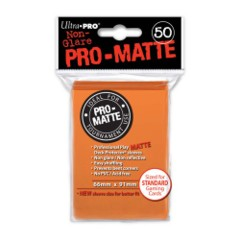 Deck Protector Pro Matte Orange (50)