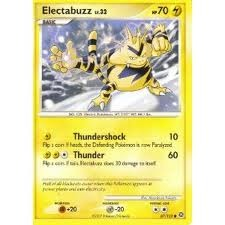 Electabuzz - 87/132 - Common - Reverse Holo on Channel Fireball