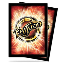 Kaijudo Card Back Standard Deck Protectors 50 Ct on Channel Fireball