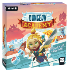 Dungeon Academy on Channel Fireball