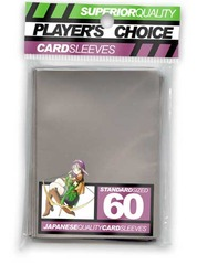 Player's Choice Silver Deck Protectors