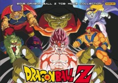 Dragon Ball Z Movie Collection Booster Box (Black Friday)