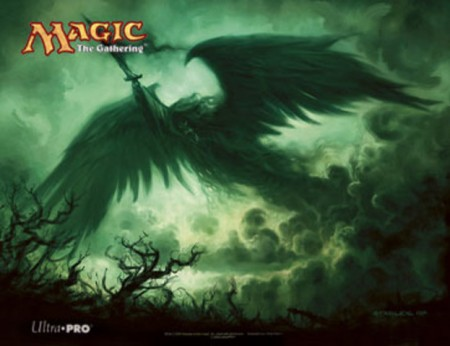 Divinity of Pride Magic the Gathering Playmat