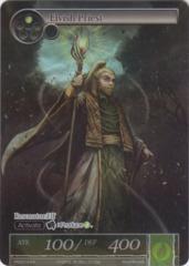 Elvish Priest (Full Art) PR 2014-04 on Channel Fireball