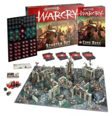 Warcry Starter Set on Channel Fireball